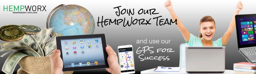 HempWorx Affiliate Program